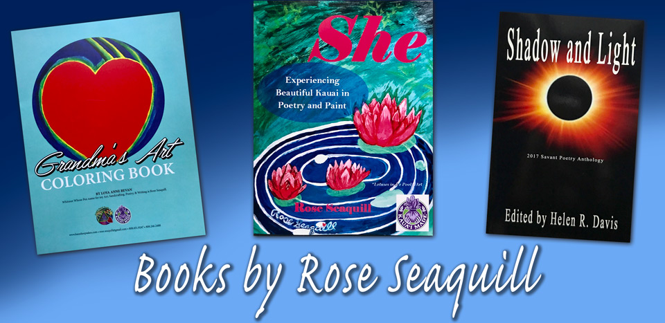 Books by Rose Seaquill